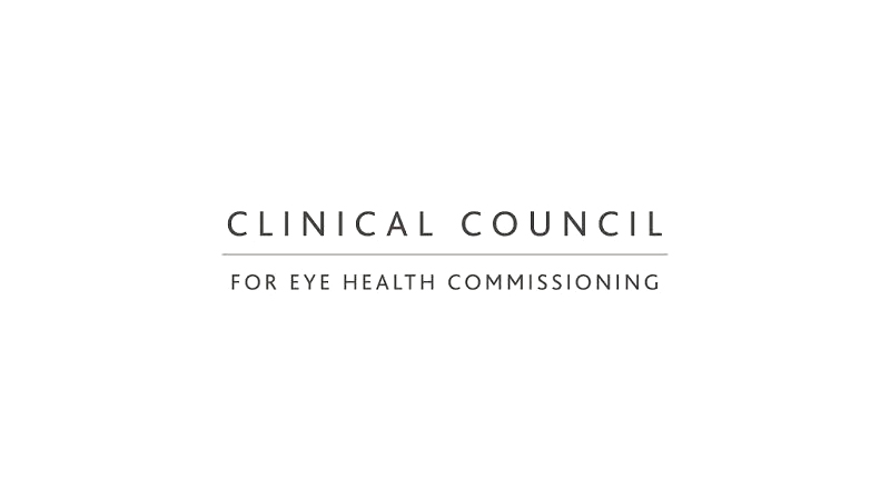 Clinical Council for Eye Health Commissioning