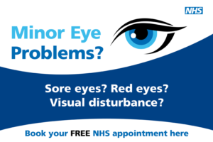 Minor Eye Conditions Poster Thumbnail